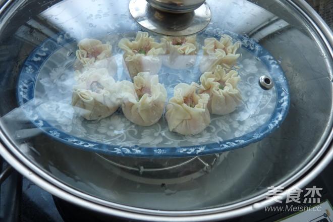 菊花烧卖怎么煮