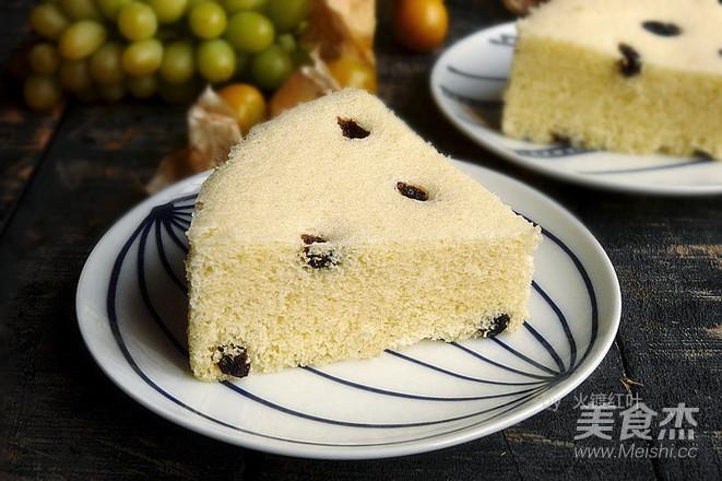 葡萄干蒸蛋糕怎样炒