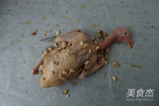 盐焗沙姜乳鸽怎么炒