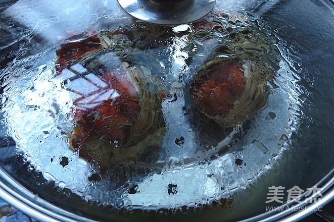 姜葱酒蒸螃蟹怎么做