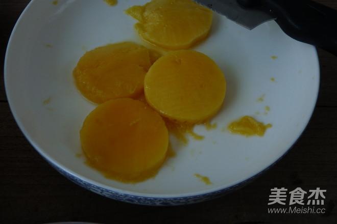 芒果黑米饭的简单做法