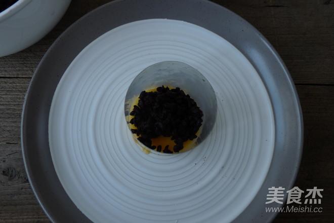芒果黑米饭怎么做