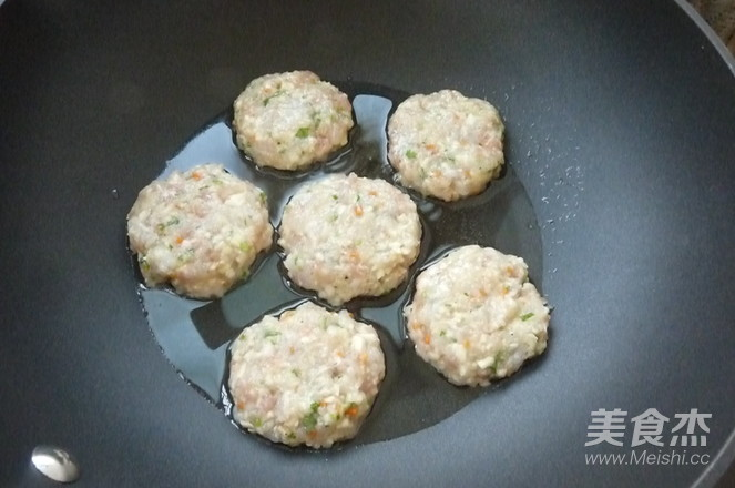 香煎虾饼怎么煮