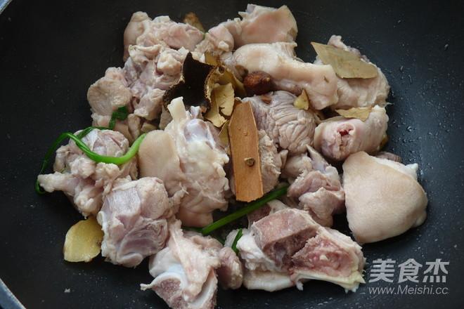 陈醋焖猪蹄的简单做法