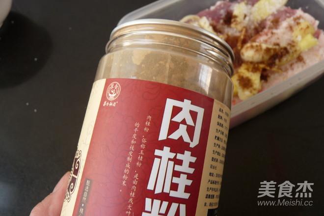 肉桂香煎五花的家常做法