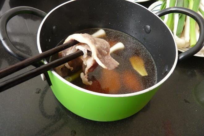 寿喜日式火锅怎么做