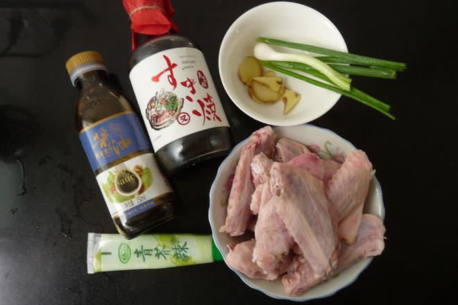 芥辣酱油卤鸭翅的做法大全