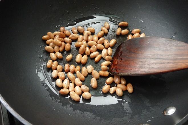 猪腰荞菜小炒的家常做法