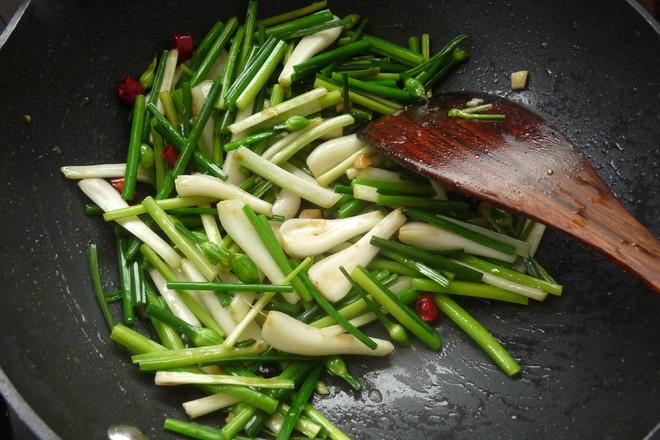 猪腰荞菜小炒怎么煮