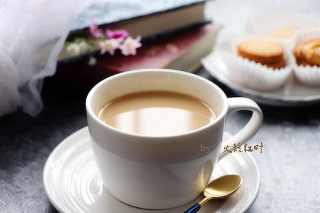 丝袜奶茶成品图