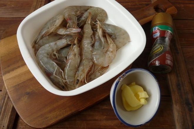 黄油煎大虾的做法大全