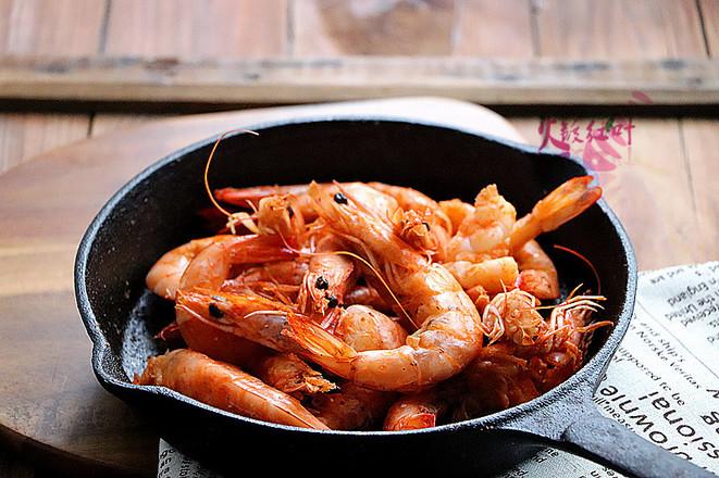 黄油煎大虾怎么煮
