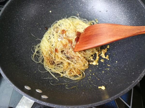 牛肉咖喱煮粉丝怎么炒