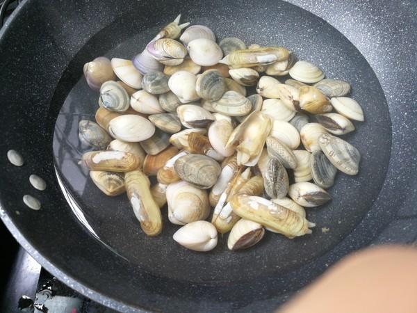 杂锦炒鲜贝的简单做法