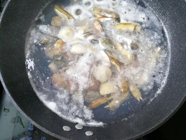 杂锦炒鲜贝怎么吃