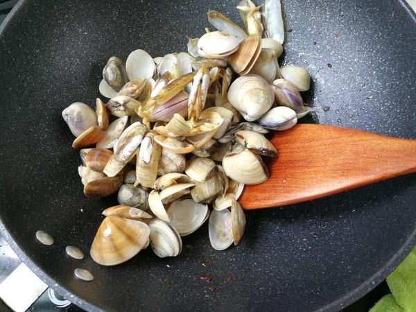 杂锦炒鲜贝怎么煮