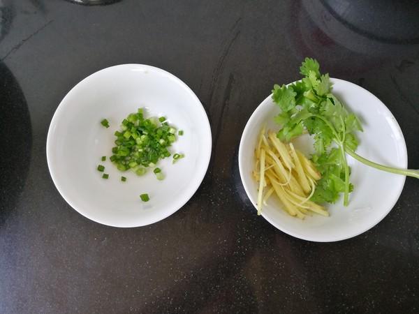 青口海带汤面的做法图解