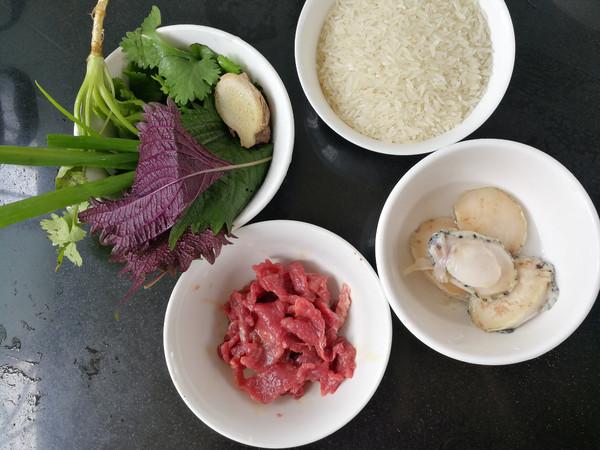 鲜鲍鱼牛肉饭的做法大全