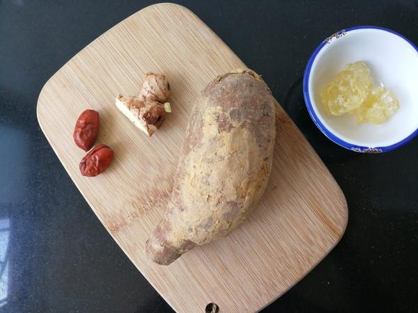 红薯老姜糖水的做法大全