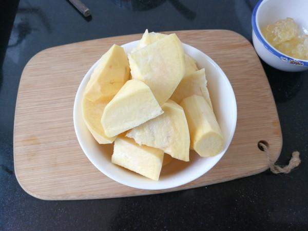 红薯老姜糖水的家常做法