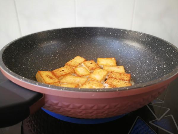 香辣臭豆腐怎么炒