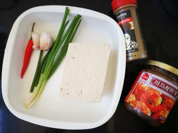 香辣臭豆腐的做法大全