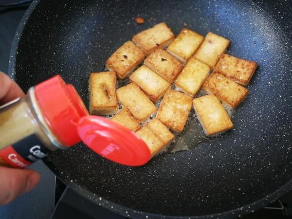 香辣臭豆腐怎么煮