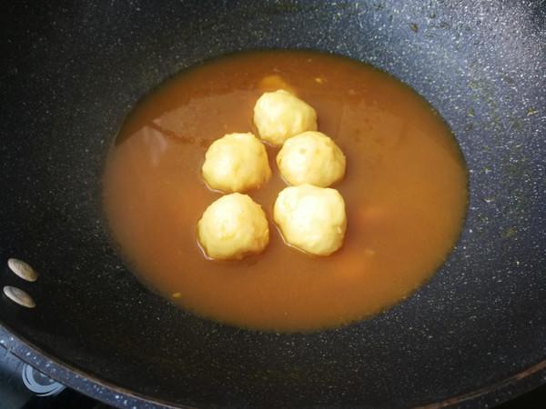 咖喱墨鱼丸拌意大利面怎么炒