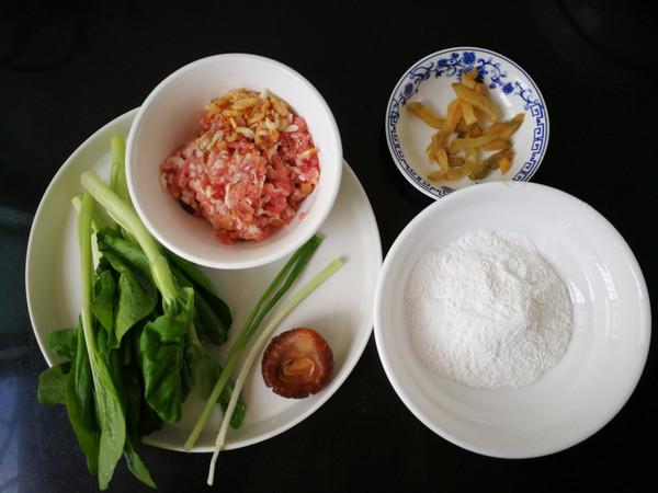 香菇鲜肉汤圆的做法大全