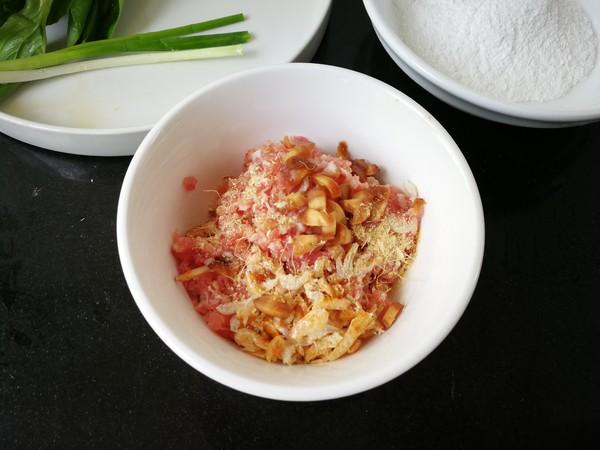 香菇鲜肉汤圆的做法图解