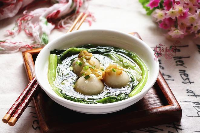 香菇鲜肉汤圆怎么煮