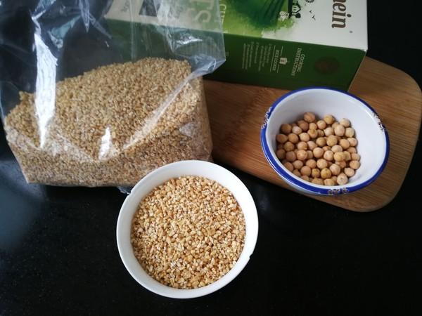 燕麦豆浆的做法大全