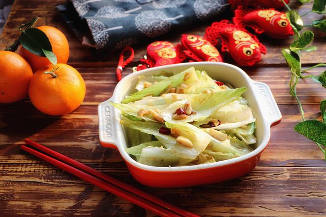 年夜饭吃的健康有益,桌上要有这道菜,做法虽简单,味道却很好怎么炒