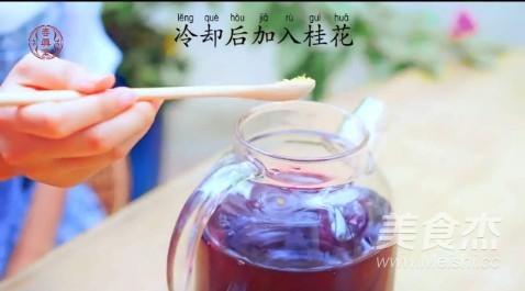 酸梅汤乌梅汤的做法 自制怎么吃