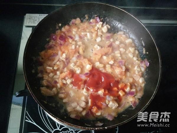 番茄肉酱意面(简单)怎么煮