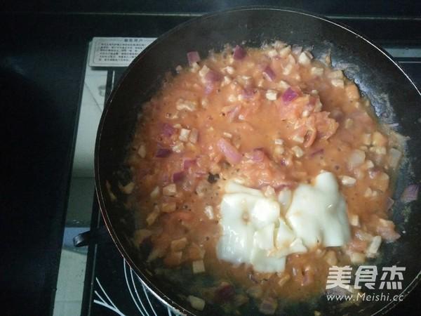 番茄肉酱意面(简单)怎么炖