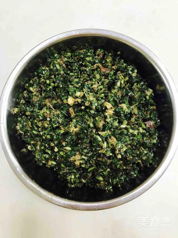 韭菜羊肉饺子的做法图解