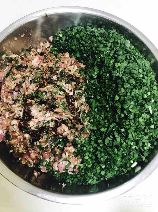 韭菜羊肉饺子的做法大全