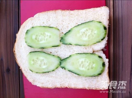 营养早餐三明治的家常做法