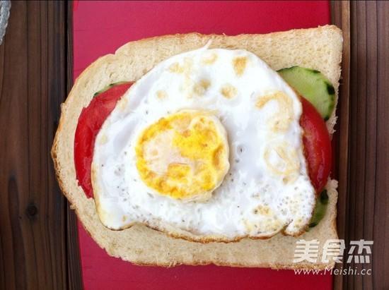 营养早餐三明治怎么吃