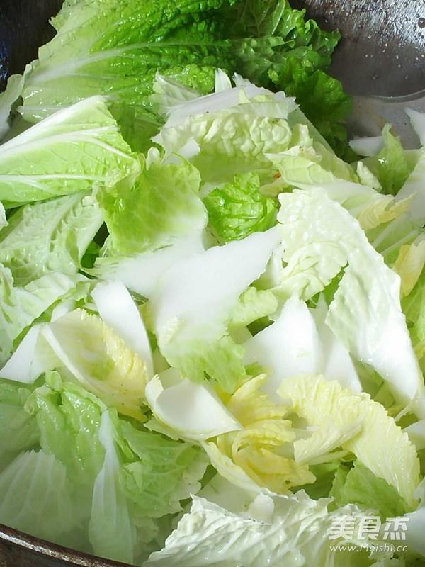 粉丝大白菜的做法图解