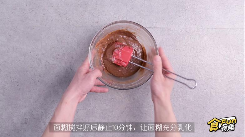 网红脏脏蛋糕的简单做法