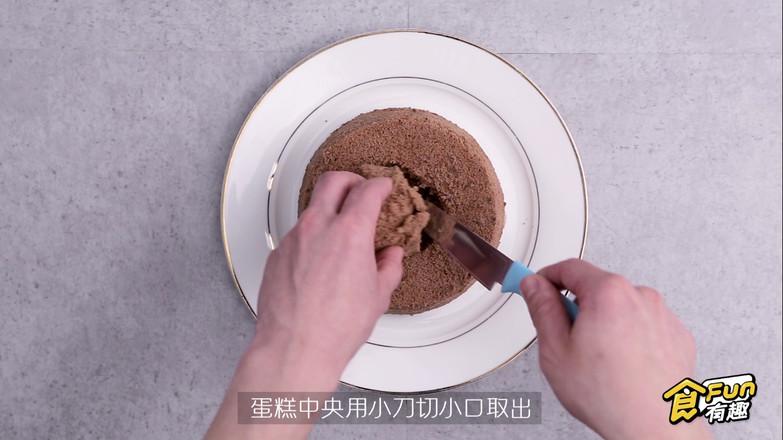 网红脏脏蛋糕怎样煮