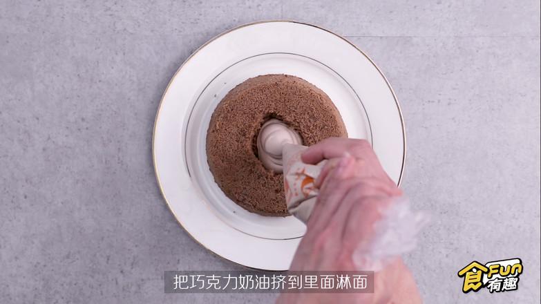 网红脏脏蛋糕怎样炖