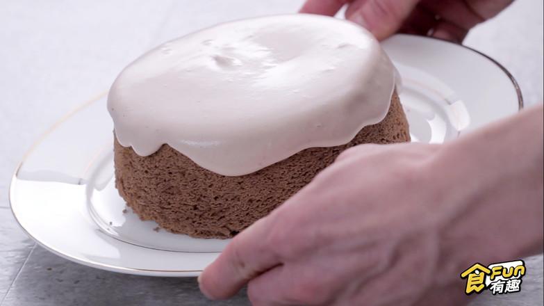 网红脏脏蛋糕的制作
