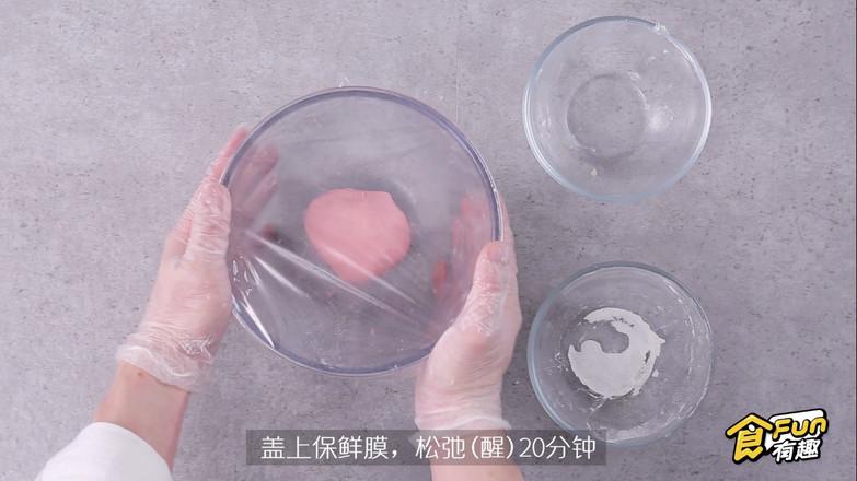 桃花酥的做法图解