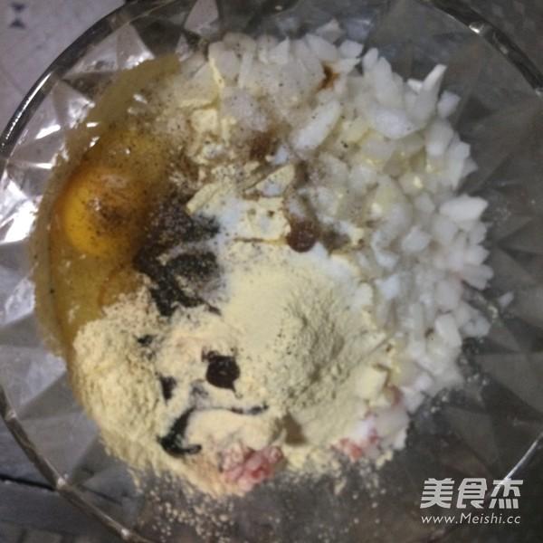 萝卜肉丸青菜汤的家常做法