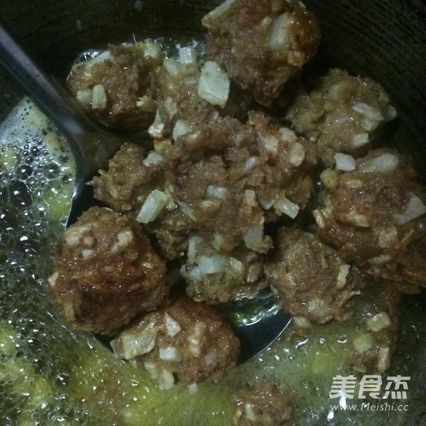 萝卜肉丸青菜汤的简单做法