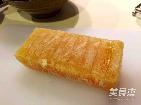 小白菜炖冻豆腐的做法大全