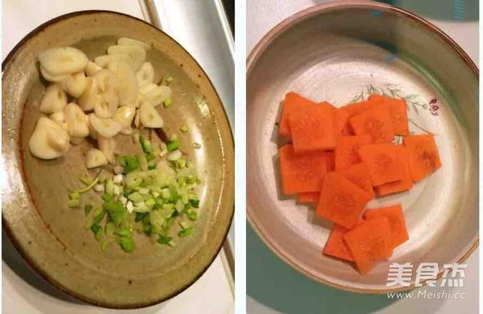 小白菜炖冻豆腐的家常做法